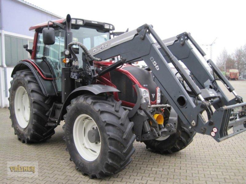 Traktor a típus Valtra N 123, Gebrauchtmaschine ekkor: Büchlberg (Kép 1)