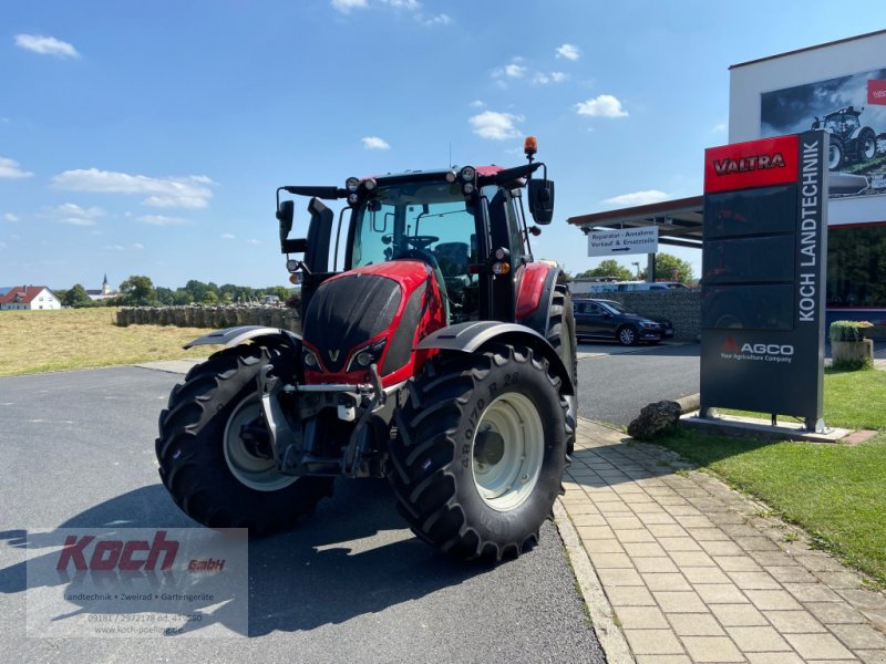 Traktor типа Valtra N 134 A, Neumaschine в Neumarkt / Pölling (Фотография 1)