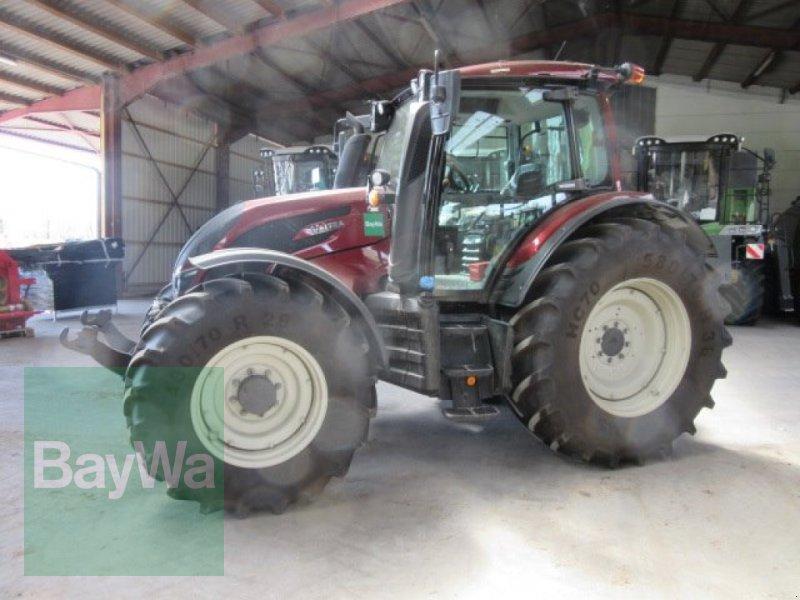Traktor του τύπου Valtra N 134 Active, Gebrauchtmaschine σε Erbach (Φωτογραφία 1)