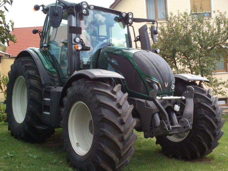 Traktor des Typs Valtra N 134 D Rüfa, Neumaschine in Bodenwöhr/ Taxöldern (Bild 1)