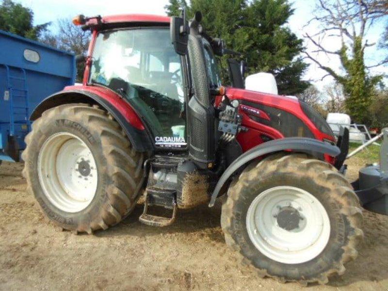 Traktor a típus Valtra N 134 DIRECT, Gebrauchtmaschine ekkor: CALMONT (Kép 1)