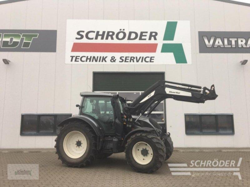Traktor des Typs Valtra N 134 H5, Gebrauchtmaschine in Leizen (Bild 1)