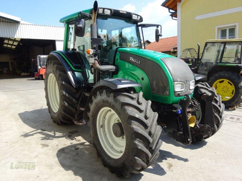 Traktor des Typs Valtra N 141 Hi-Tech, Gebrauchtmaschine in Kaumberg (Bild 1)