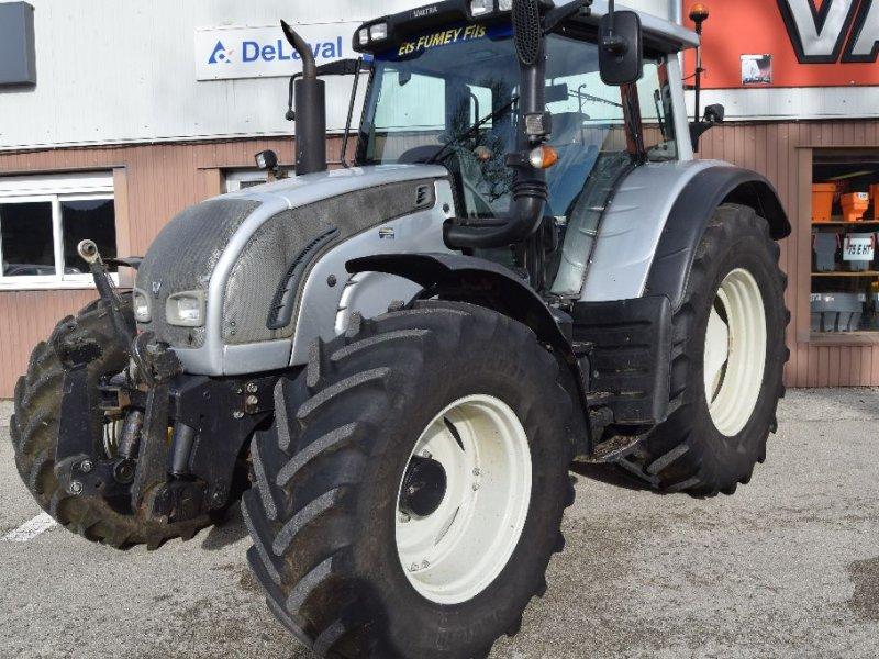 Traktor des Typs Valtra N 142 D, Gebrauchtmaschine in Levier (Bild 1)