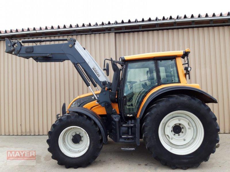 Traktor des Typs Valtra N 142 D, Gebrauchtmaschine in Unterroth (Bild 1)
