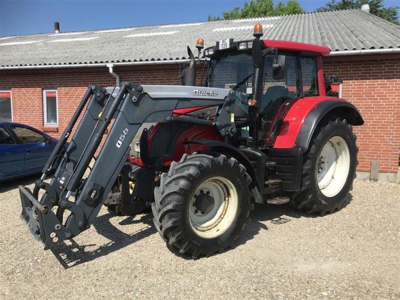 Traktor типа Valtra N 142 Direct Frontpto, Gebrauchtmaschine в Egtved (Фотография 1)