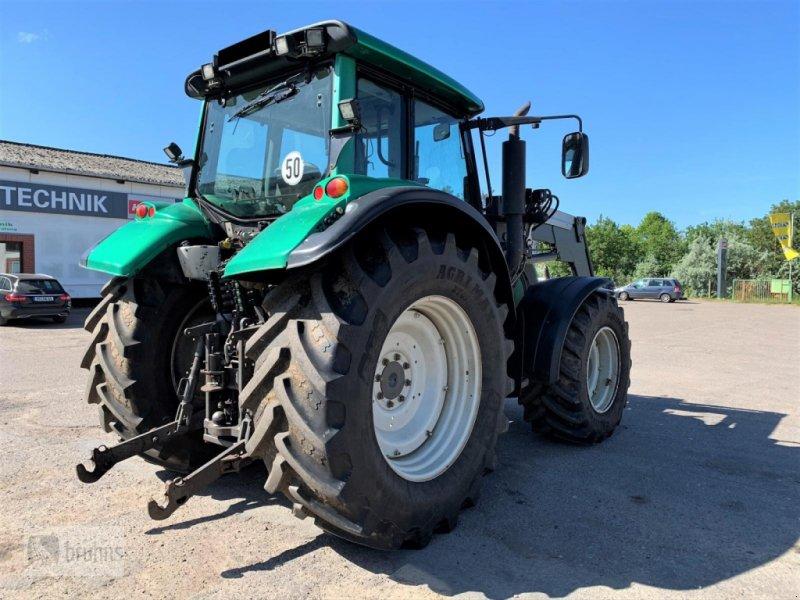 Traktor des Typs Valtra N 142 Direct, Gebrauchtmaschine in Quitzow (Bild 6)