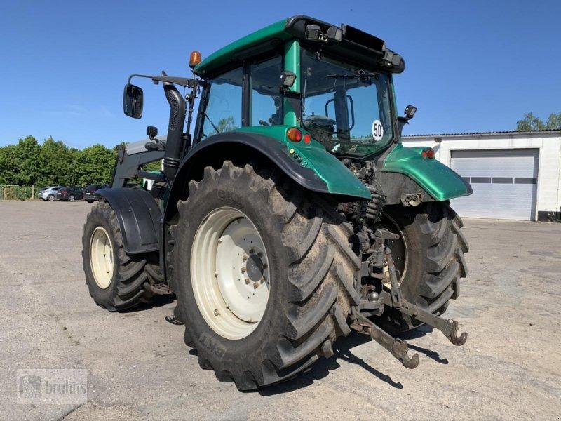 Traktor des Typs Valtra N 142 Direct, Gebrauchtmaschine in Quitzow (Bild 8)