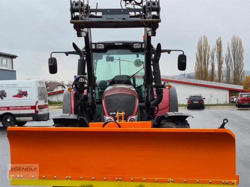Traktor des Typs Valtra N 143V Winterdienst Miete ab 24,90 / Betriebsstunde, Gebrauchtmaschine in Beselich-Obertiefenbach (Bild 5)