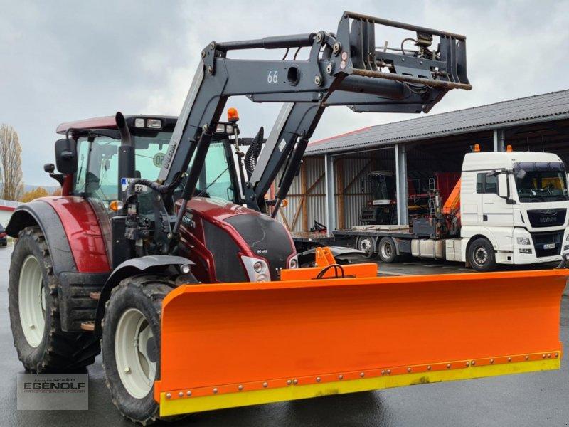 Traktor des Typs Valtra N 143V Winterdienst Miete ab 24,90 / Betriebsstunde, Gebrauchtmaschine in Beselich-Obertiefenbach (Bild 1)