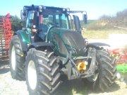Traktor a típus Valtra N 154 DE, Neumaschine ekkor: Bodenwöhr/ Taxöldern