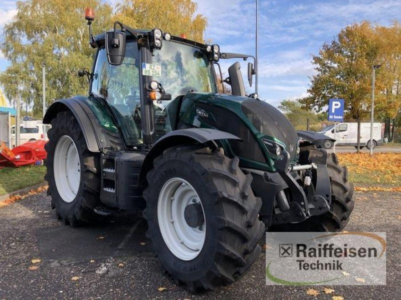 Traktor des Typs Valtra N 154e Active, Vorführmaschine in Bad Oldesloe (Bild 1)