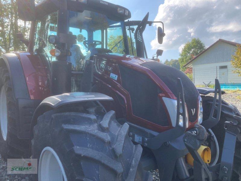 Traktor des Typs Valtra N 163 D, Gebrauchtmaschine in Marktoberdorf (Bild 1)