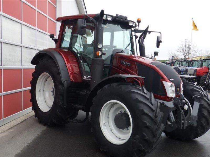 Traktor des Typs Valtra N 163 Versu Læsser kan monteres. Den er på lager, Gebrauchtmaschine in Hobro (Bild 1)