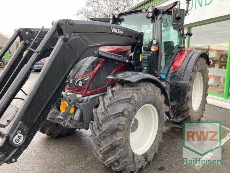 Traktor des Typs Valtra N 174 Direct, Vorführmaschine in Lorsch (Bild 4)