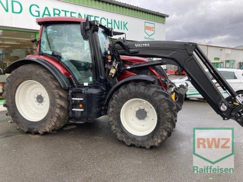 Traktor des Typs Valtra N 174 Direct, Vorführmaschine in Lorsch (Bild 1)
