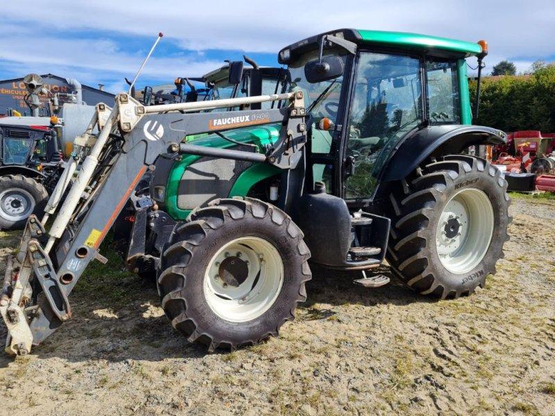 Traktor типа Valtra N 82, Gebrauchtmaschine в ST MARTIN EN HAUT (Фотография 1)