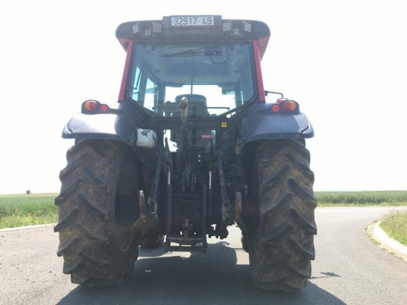 Traktor des Typs Valtra N101, Gebrauchtmaschine in L'ABSIE (Bild 7)