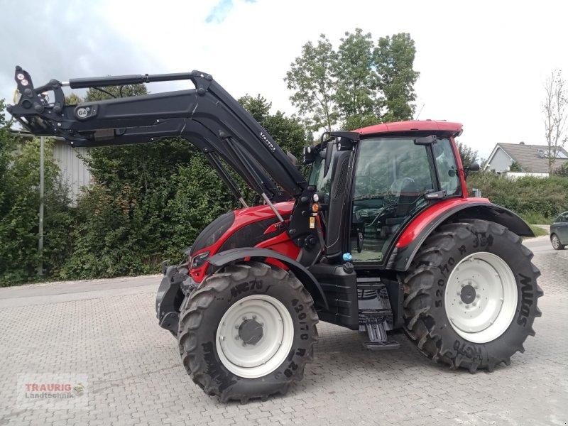 Traktor des Typs Valtra N104 Rüfa, Neumaschine in Mainburg/Wambach (Bild 1)