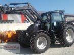 Traktor a típus Valtra N114A mit Frontlader ekkor: Mainburg/Wambach