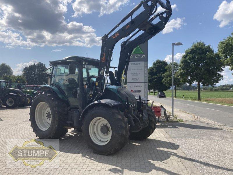 Traktor типа Valtra N114e HiTech, Gebrauchtmaschine в Grafenstein (Фотография 1)