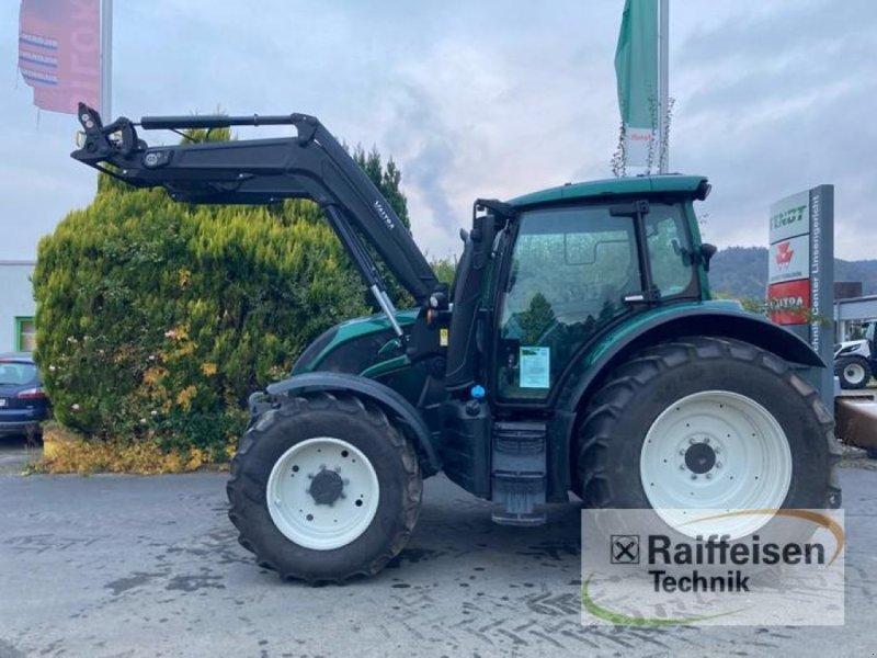 Traktor типа Valtra N114EH5, Gebrauchtmaschine в Linsengericht - Altenhaßlau (Фотография 1)
