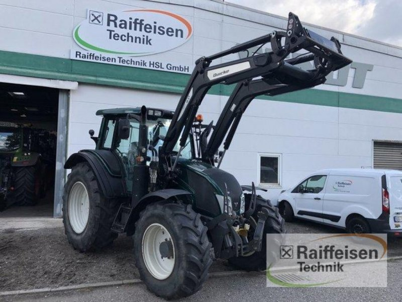 Traktor des Typs Valtra N123 H5, Gebrauchtmaschine in Bad Oldesloe (Bild 1)