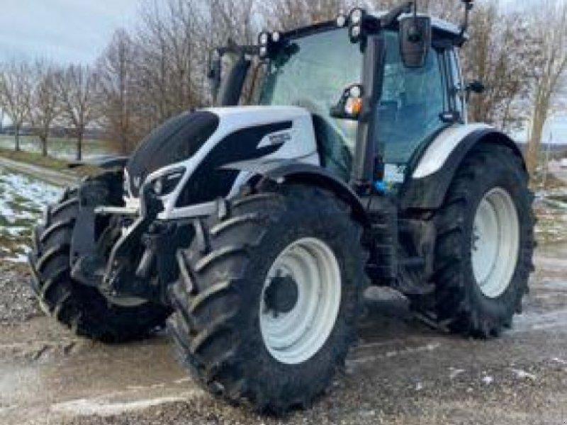 Traktor des Typs Valtra N134 ACTIVE, Gebrauchtmaschine in Muespach (Bild 1)