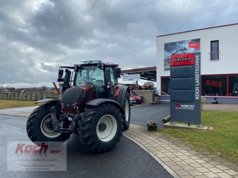 Traktor a típus Valtra N134 Active, Neumaschine ekkor: Neumarkt / Pölling (Kép 1)