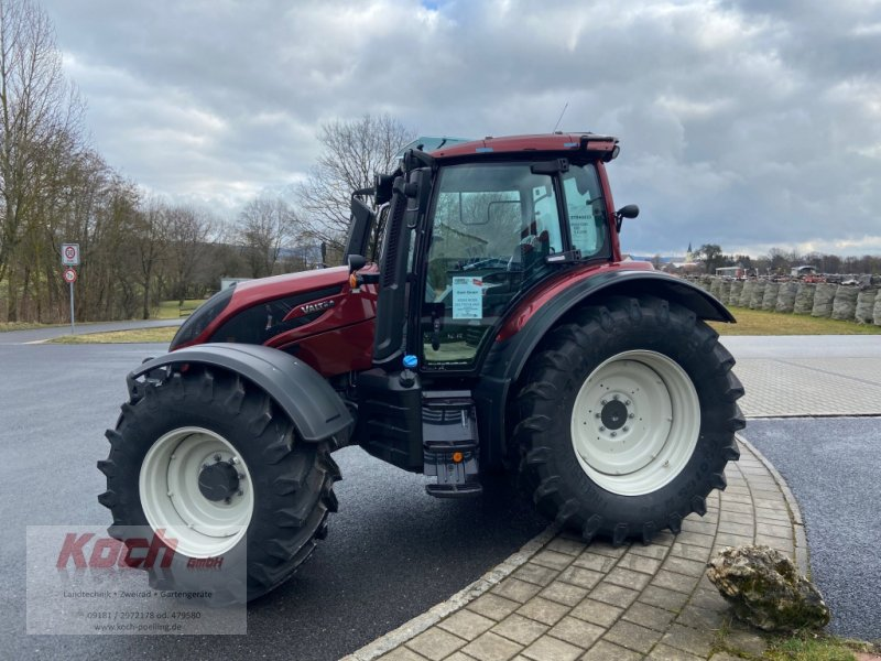 Traktor a típus Valtra N134 Active, Neumaschine ekkor: Neumarkt / Pölling (Kép 5)