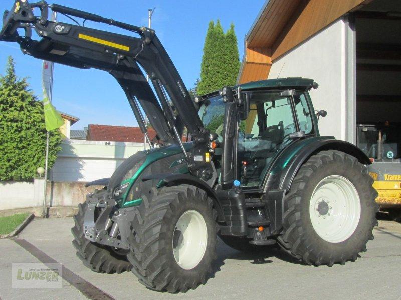 Traktor des Typs Valtra N134 HiTech, Gebrauchtmaschine in Kaumberg (Bild 1)