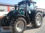Traktor a típus Valtra N134A Forstkab. +Rüfa ekkor: Mainburg/Wambach
