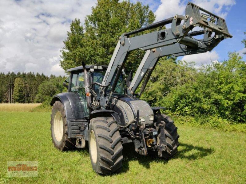 Traktor типа Valtra N142 Versu, Gebrauchtmaschine в Holzhausen (Фотография 1)