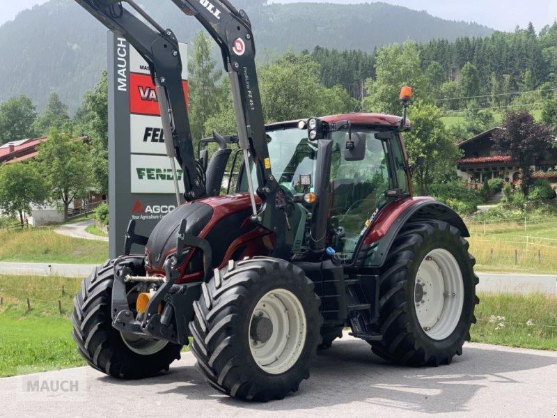 Traktor des Typs Valtra N174 D + Stoll FL FZ 45.1, Gebrauchtmaschine in Eben (Bild 1)