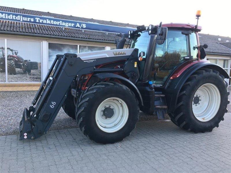 Traktor des Typs Valtra N174 Direct, Gebrauchtmaschine in Nimtofte (Bild 1)
