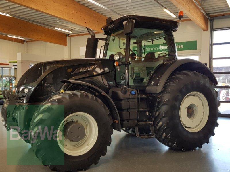 Traktor des Typs Valtra S 374 mit Rüfa, Gebrauchtmaschine in Bamberg (Bild 2)