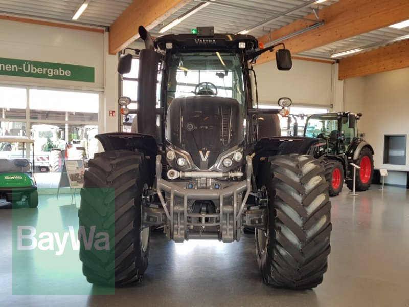 Traktor του τύπου Valtra S 374 mit Rüfa, Gebrauchtmaschine σε Bamberg (Φωτογραφία 4)