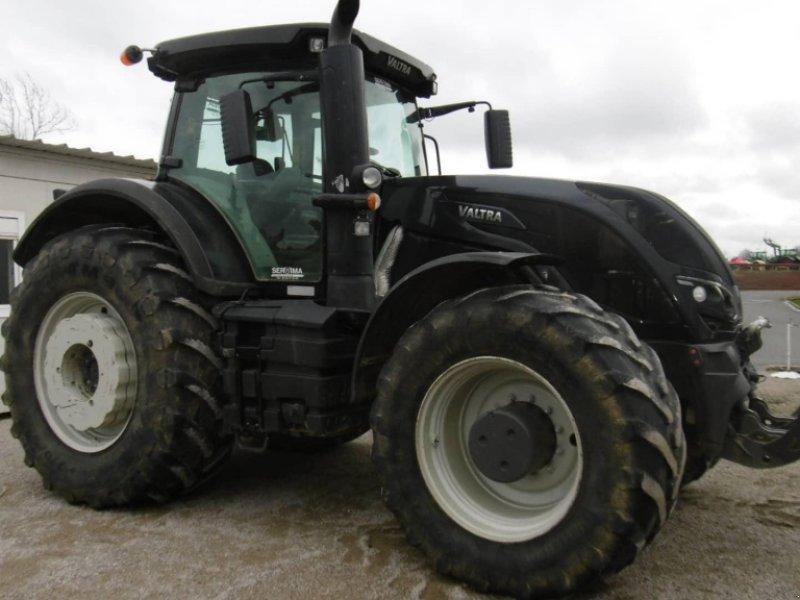 Traktor des Typs Valtra S 374, Gebrauchtmaschine in CALMONT (Bild 3)