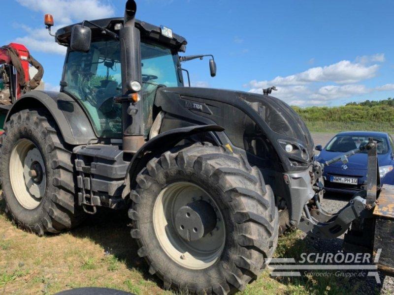 Traktor des Typs Valtra S 374, Gebrauchtmaschine in Leizen (Bild 3)