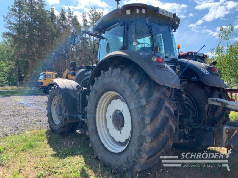 Traktor des Typs Valtra S 374, Gebrauchtmaschine in Leizen (Bild 1)