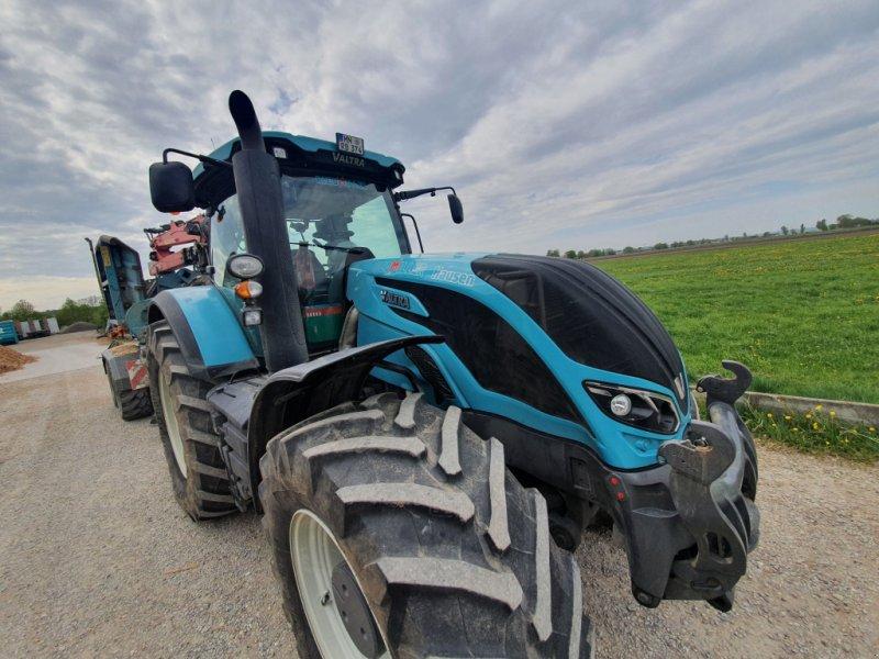Traktor des Typs Valtra S 374, Gebrauchtmaschine in Salgen (Bild 1)