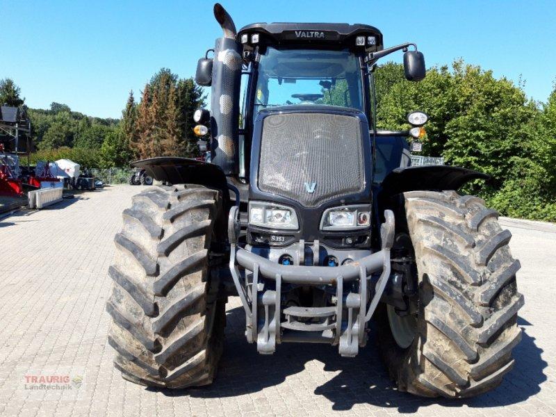 Traktor des Typs Valtra S353, Gebrauchtmaschine in Mainburg/Wambach (Bild 1)