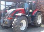 Traktor des Typs Valtra T 144 Active in Ampfing