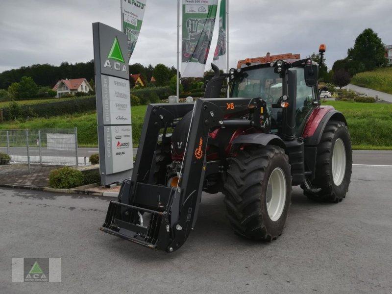 Traktor des Typs Valtra T 144 HiTech, Gebrauchtmaschine in Markt Hartmannsdorf (Bild 1)