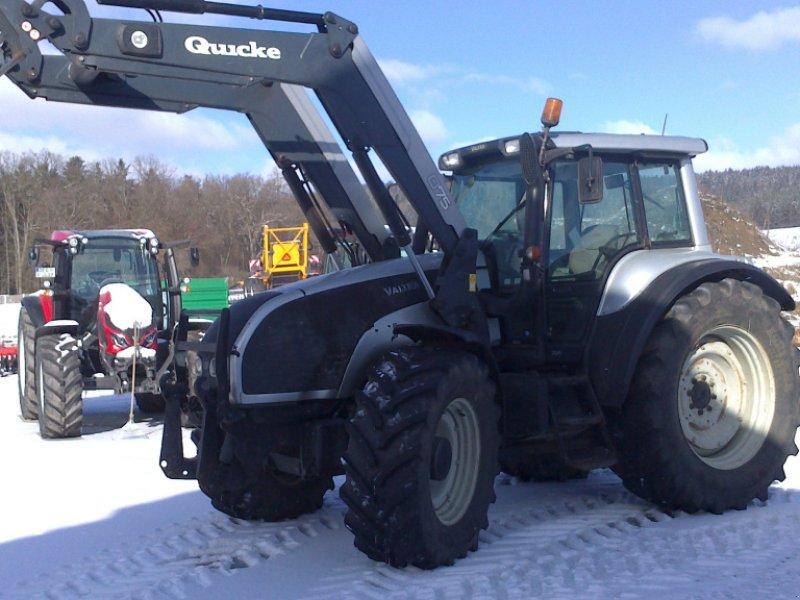 Traktor типа Valtra T 170 HiTech, Gebrauchtmaschine в Bodenwöhr/ Taxöldern (Фотография 1)