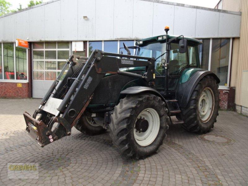 Traktor типа Valtra T 170, Gebrauchtmaschine в Greven (Фотография 4)