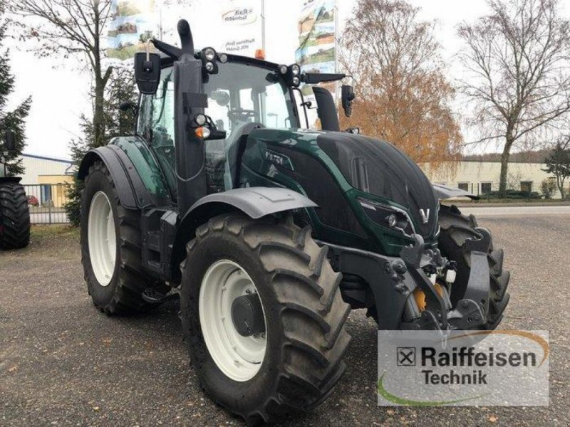 Traktor des Typs Valtra T 174 Direct, Gebrauchtmaschine in Bad Oldesloe (Bild 8)
