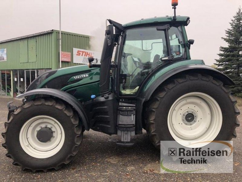 Traktor des Typs Valtra T 174 Direct, Gebrauchtmaschine in Bad Oldesloe (Bild 4)