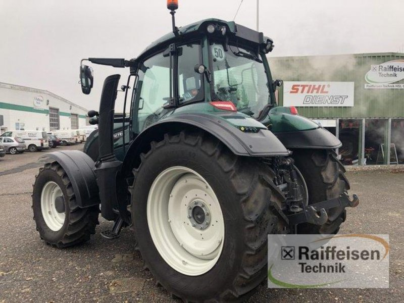 Traktor des Typs Valtra T 174 Direct, Gebrauchtmaschine in Bad Oldesloe (Bild 6)