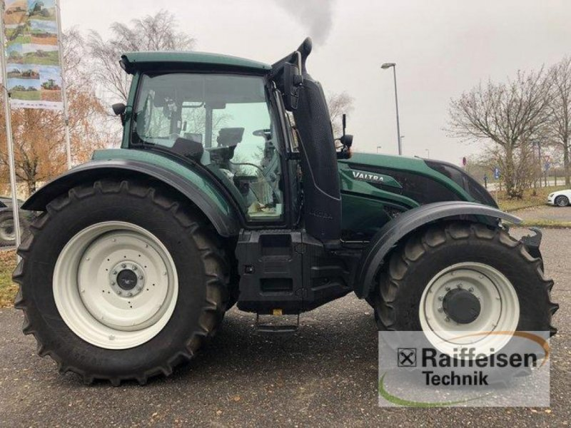Traktor des Typs Valtra T 174 Direct, Gebrauchtmaschine in Bad Oldesloe (Bild 9)